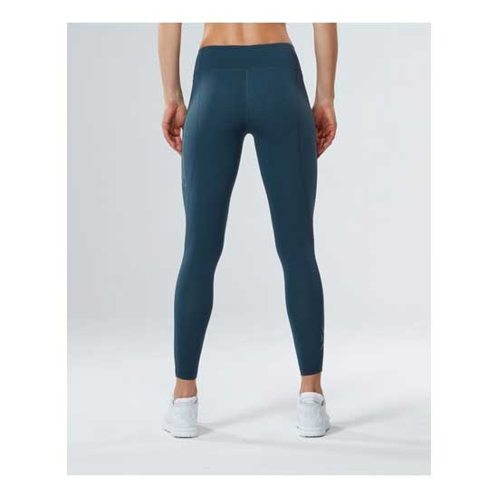 2XU-Women's-Active-Compression-Tights-Ombre-Blue-Silver-2