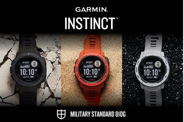 Review Garmin Instinct แบบเจาะลึก ฉบับนักกีฬา - Avarin
