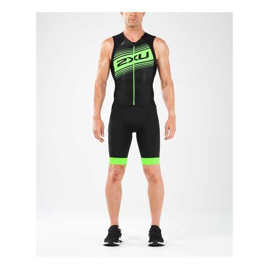 2XU-Mens-Compression-Full-Zip-Trisuit-Black_Green-Logo-Graphic